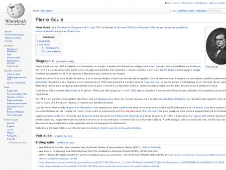 Pierre Soulé  Wikipédia