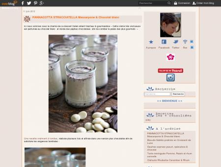 Avocat et Chocolat - Idées et Inspirations...