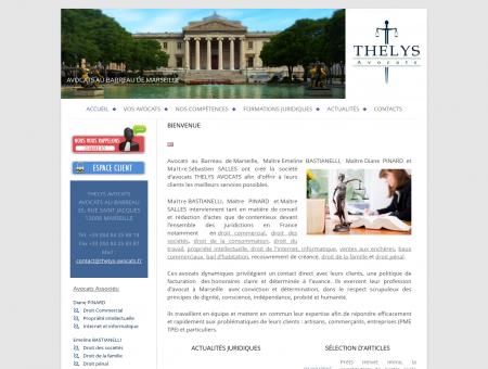 Thelys-avocats - Cabinet d'avocats à Marseille