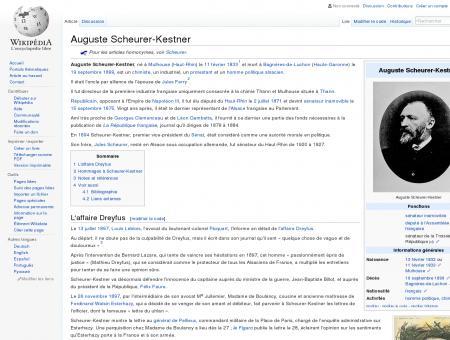 Auguste Scheurer-Kestner  Wikipédia