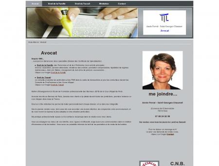 Avocat Annie Ferval-Saint Georges Chaumet -...