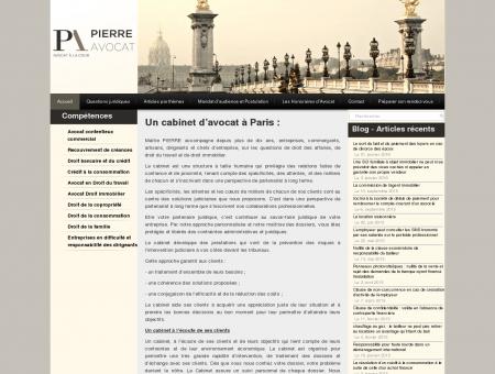 Avocat droit du travail - Guillaume Pierre...