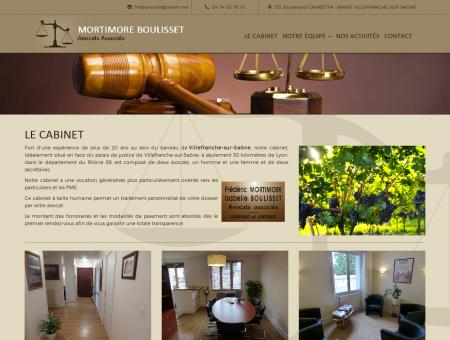 Cabinets d'avocats à Villefranche-sur-Saone et...