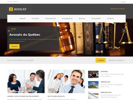 Avocats du Québec : le bottin pour trouver un...