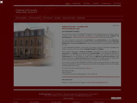 Avocat Versailles  Avocat droit immobilier,...
