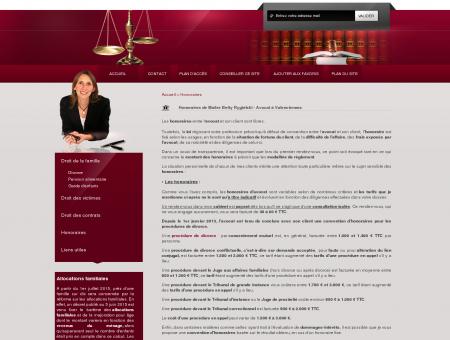 Honoraires avocat, Maitre RYGIELSKI à...