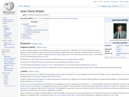 Jean-Denis Bredin  Wikipédia