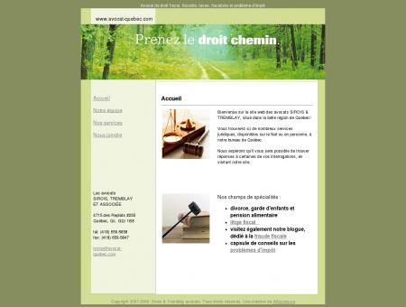 Avocat-Quebec.com : avocats du Québec,...