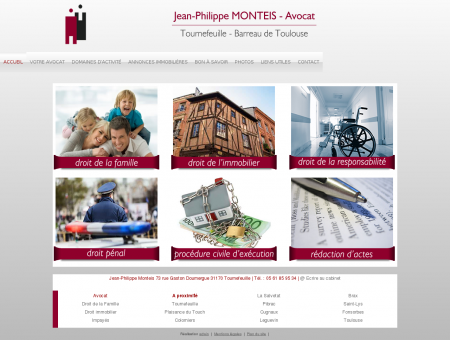 Accueil - Jean-Philippe MONTEIS avocat à...