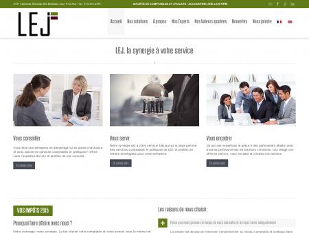 LEJ inc  Comptable entreprise Montreal,...