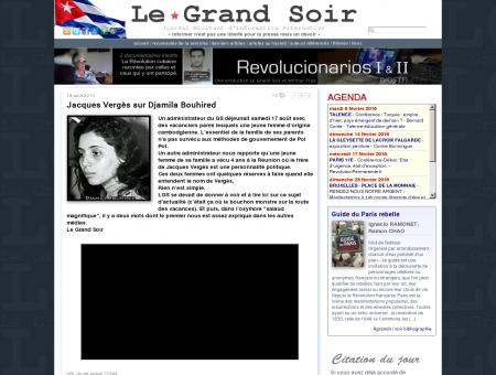 Jacques Vergès sur Djamila Bouhired - Le...