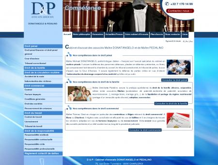 Avocat Charleroi, Cabinet Avocat droit pénal,...