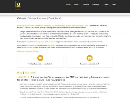 Avocat fiscaliste | Mons | Tournai | Charleroi