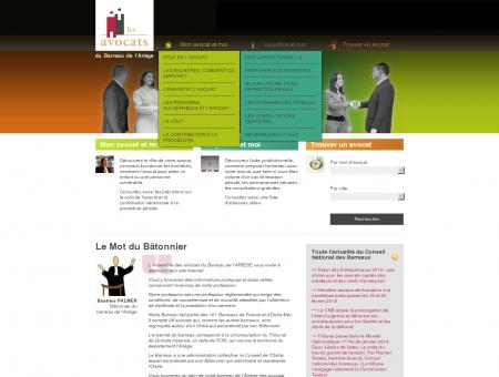 Bienvenue | Barreau des Avocats de l'Ariège