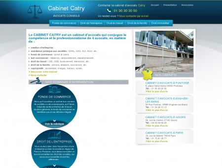 Cabinet d'avocats à Pontoise, Paris, Enghien et...