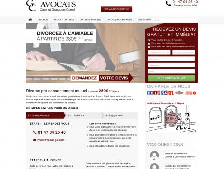 Avocat Divorce  Divorcez en 1 à 3 mois dès...