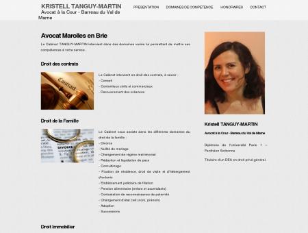 Avocat Marolles en Brie - Kristell TANGUY...