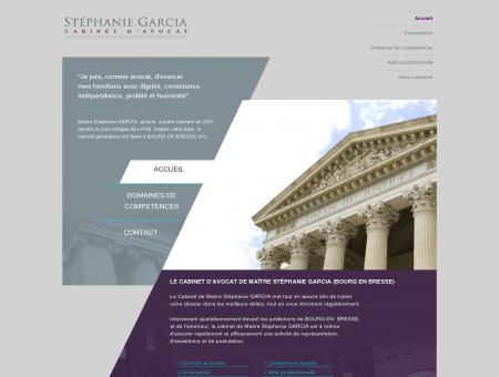 Maître Stéphanie Garcia - Cabinet d'avocat à...
