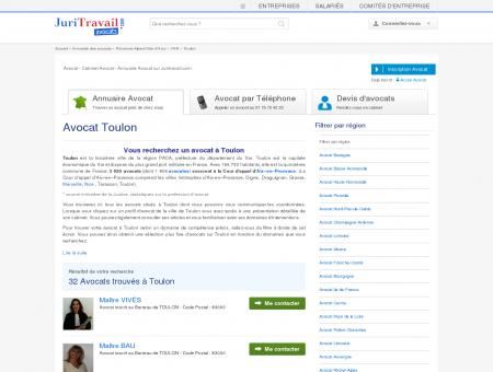 Avocat Toulon VAR - Juritravail : droit du travail ...