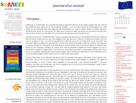 Journal d'un avocat