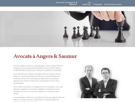 Avocats à Angers & Saumur
