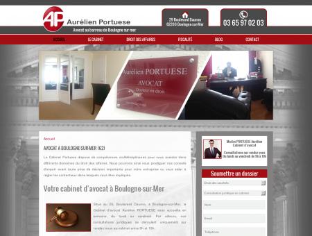 Aurélien Portuese - Avocat à Boulogne sur...