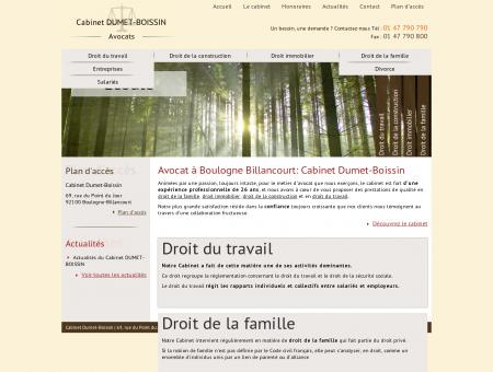 Avocat Boulogne-Billancourt, avocat conseils,...