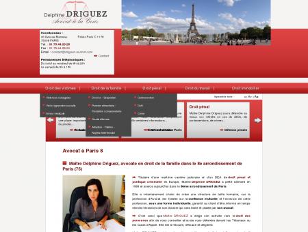 Avocat Paris 8, avocat droit de la famille, droit...