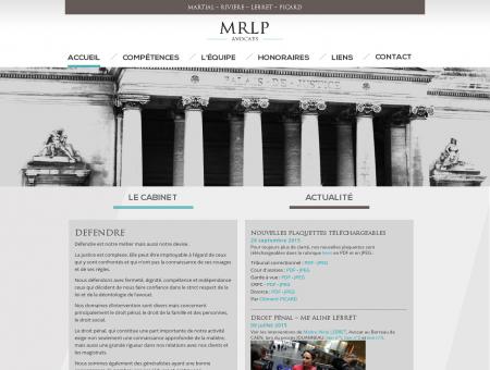MRLP - Cabinet d'avocats à Caen