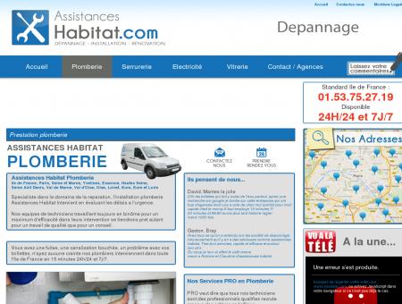 Plombier Paris - Disponible 24h/24 7j/7 en 15min!