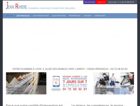 Plombier à Lyon - Entreprise de plomberie...