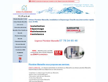 Artisan Plombier Marseille, Installation &...