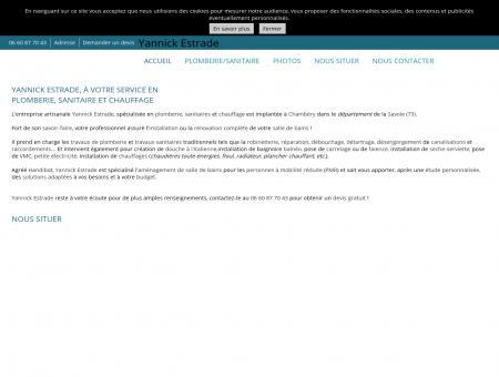 Accueil - Yannick Estrade à Chambéry en...