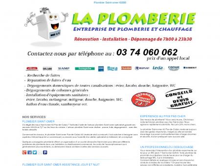 Plombier Saint-omer TEL:03 74 060 062