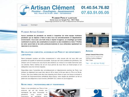 Plombier Paris et alentours - Plombier Artisan...