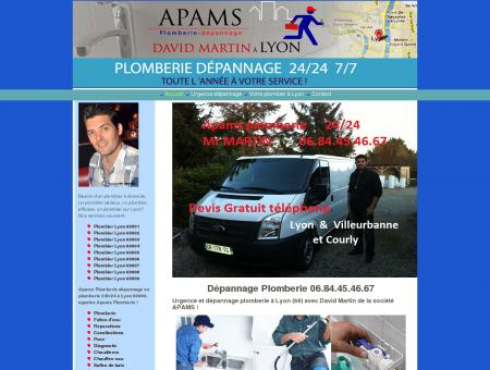 Plombier Lyon, Dépannage 7/7, 24/24 au 06...