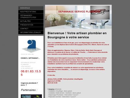 DSP - Plombier Nuits Saint Georges,...