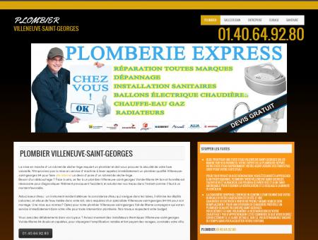 Plombier Villeneuve-saint-georges Leo...