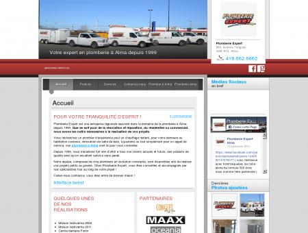 Plombier Alma, résidentiel et commercial -...