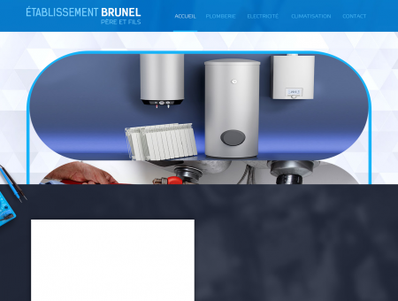 Plombier - Vias | brunel-electricite.fr