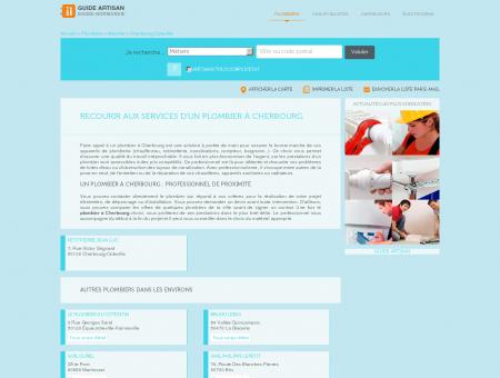 Plombier à Cherbourg | Guide Artisan