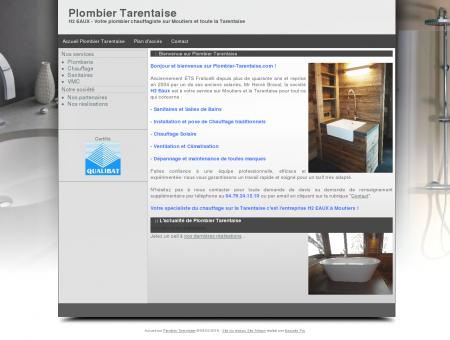 Plombier Tarentaise