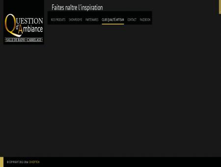 Club Qualité Artisan | Question Ambiance...