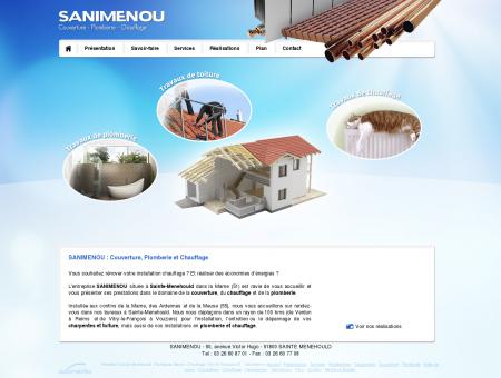 Plombier Sainte-Menehould. Plomberie Marne....