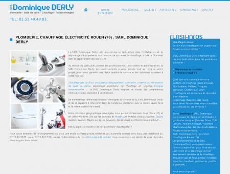 Plombier chauffagiste Rouen - Installation,...