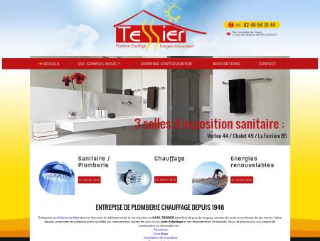 Tessier Sarl - Plombier, Chauffagiste à Clisson -...