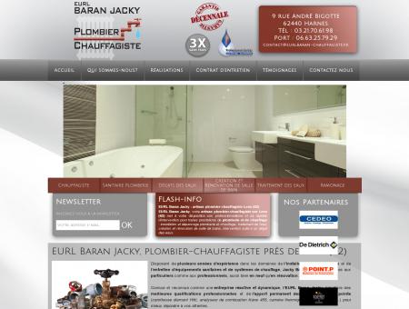 Entreprise plomberie chauffage Harnes - EURL...