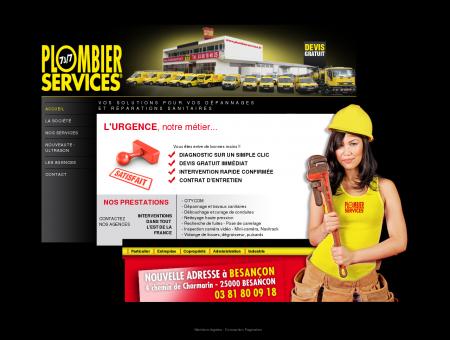 Plombier Services - Dépannages et réparations...