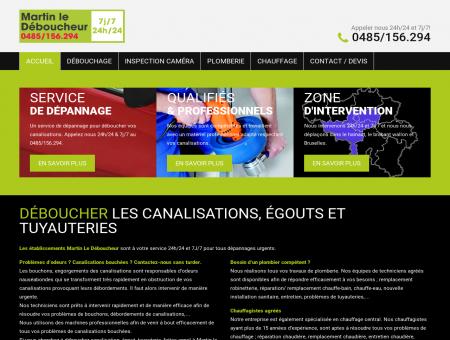 Déboucher canalisation urgent 24h/24 7j/7...