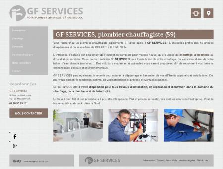 GR SERVICES, plombier chauffagiste,...